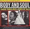 Body And Soul Those Fabulous Ladies Of Jazz Diverse Artiesten