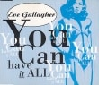 Eve Gallagher You Can Have It All  Tracks Cd Maxi Single