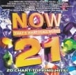 Now That's What I Call Music! 21 Diverse Artiesten (promo Cd)