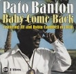 Pato Banton Ft. Ali & Robin Campbell - Baby Come Back (2 Tracks Cd-Single)
