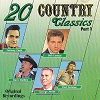 20 Country Classics Part 1 - Diverse Artiesten