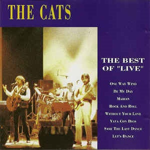 "Cats (The) - The Best Of ""Live"""