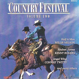 Country Festival Vol. 2 - Diverse Artiesten