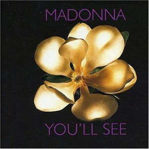 Madonna - You'll See (3 Tracks Cd-Single)