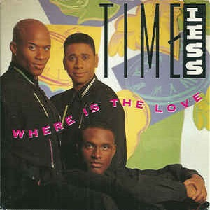 Timeless - Where Is The Love (2 Tracks Cd-Single)