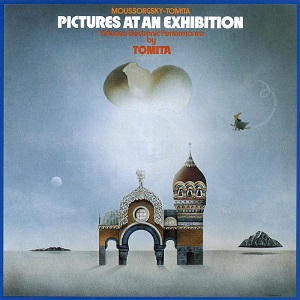Tomita - Pictures At An Exhibition (Japanse persing)