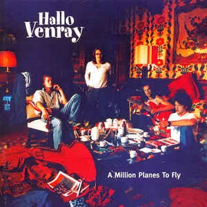 Hallo Venray - A Million Planes To Fly (Limited Edition Incl. 5 Tracks CD Mini-Album)