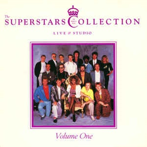 The Superstars Collection Volume One - Diverse Artiesten