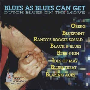 Blues As Blues Can Get - Diverse Artiesten