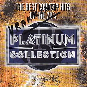 The Best Country Hits Of The 70's - Diverse Artiesten