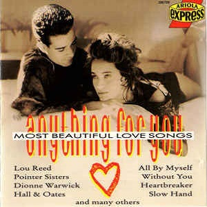 Anything For You - Most Beautiful Love Songs - Diverse Artiesten