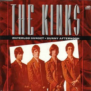Kinks (The) - Waterloo Sunset & Sunny Afternoon (2 Tracks Cd-Maxi-Single)
