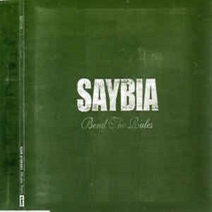 Saybia - Bend The Rules (1 Track Promo Cd-Single)