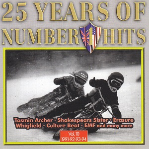 25 Years Of Number 1 Hits Vol. 10 1991-94 - Diverse Artiesten