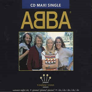 ABBA - Voulez Vous (4 Tracks Cd-Maxi-Single)