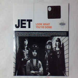 Jet - Look What You've Done (Promo Cd-Single)