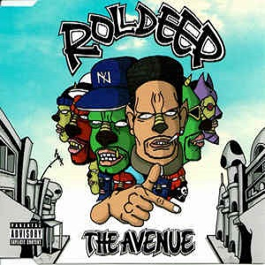 Roll Deep - The Avenue (2 Tracks Cd-Single)
