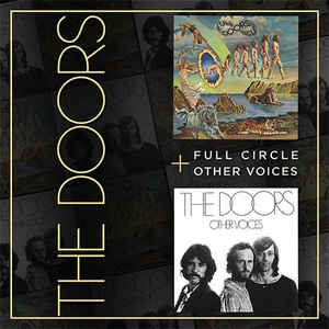 Doors (The) - Full Circle + Other Voices