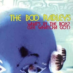 Boo Radleys (The) - What's In The Box? (See Whatcha Got) (4 Tracks Cd-Single)