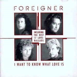 Foreigner - The Best Of Ballads