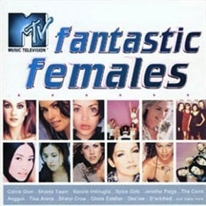MTV Fantastic Females - Diverse Artiesten