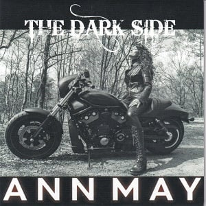 Ann May - The Dark Side (2 Tracks Promo Cd-Single)