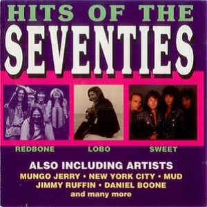 Hits Of The Seventies - Diverse Artiesten