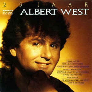 Albert West - 25 Jaar