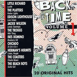 Back In Time - Volume 1 - Diverse Artiesten