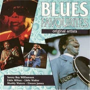 Blues Favourites - Diverse Artiesten