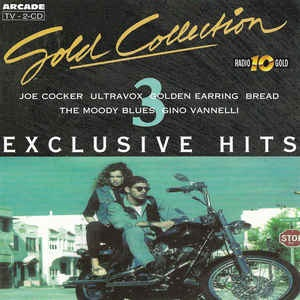 Gold Collection - Exclusive Hits - Volume 3 - Diverse Artiesten