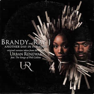 Brandy And Ray J - Another Day In Paradise (2 Tracks Cd-Single)