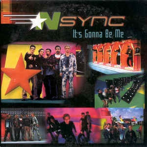 *NSYNC - It's Gonna Be Me (2 Tracks Cd-Single)