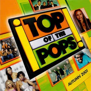 Top Of The Pops - Autumn 2001 - Diverse Artiesten