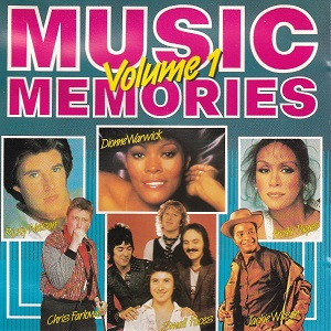 Music Memories Vol. 1 - Diverse Artiesten
