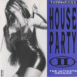 Turn Up The Bass The House Party - The Ultimate Megamix 2 - Diverse Artiesten