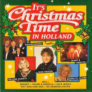 It's Christmas Time In Holland - Diverse Artiesten