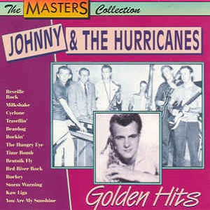 Johnny & The Hurricanes - Golden Hits