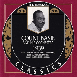 Count Basie And His Orchestra - 1939