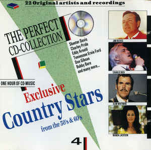Exclusive Country Stars From The 50's & 60's - Diverse Artiesten