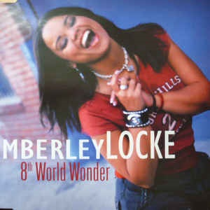Kimberley Locke - 8th World Wonder (3 Tracks Promo Cd-Single)