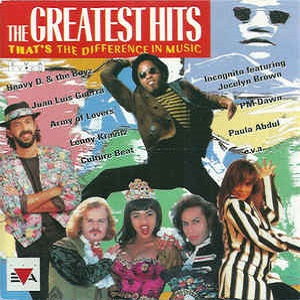 The Greatest Hits '91 Volume 3 - Diverse Artiesten