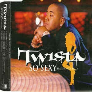 Twista Ft. R. Kelly - So Sexy (4 Tracks Promo Cd-Maxi-Single)