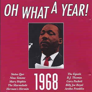 Oh What A Year! 1968 - Diverse Artiesten