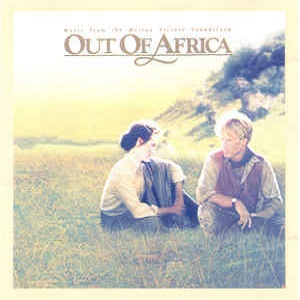 Out Of Africa [John Barry] - Music From The Motion Picture Soundtrack