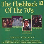 The Flashback Of The 70's (Great Pop Hits) 3 CDs - Diverse Artiesten