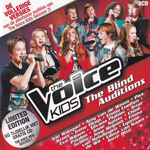 The Voice Kids - The Blind Auditions Seizoen 2 - Diverse Artiesten (Limited Edition 2CD)