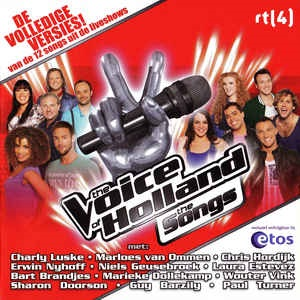 The Voice Of Holland - The Songs - Diverse Artiesten
