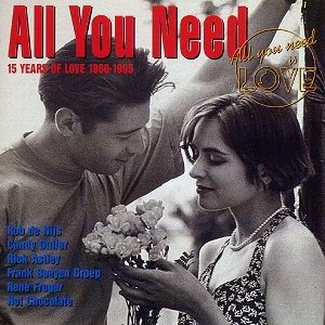 All You Need Vol. 5 - 15 Years Of Love 1980 - 1995 - Diverse Artiesten
