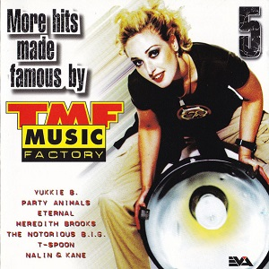 More Hits Made Famous By The Music Factory 5 - Diverse Artiesten